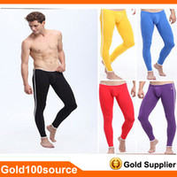 Cheap Men Men Long Johns Best Spring/Autumn Trousers Shorts Men Pants