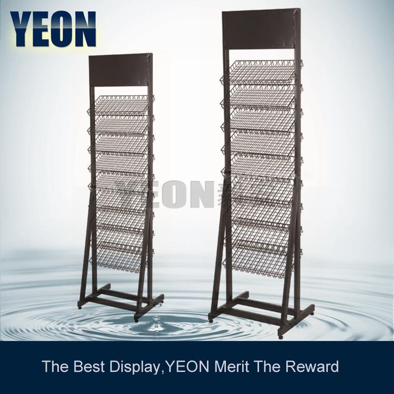 YEON Metal 9 Layers Nail Polish Rack Stand Holder for Nail Art ...
