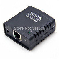 3320   Free shipping USB 2.0 LRP Print Server Share a LAN Networking USB Printer Ethernet Hub Adapter#3320