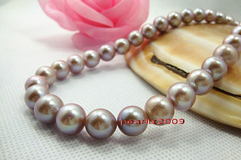 2017 New Pearl Jewelry Aaaaa Luster 199 10mm Rare Natural ...
