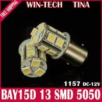 auto led tail lamp - 5050 SMD Auto Car Turn Lamp BAY15D Brake Tail LED lamp Volt car bulbs