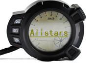 Tachometer   13000 RMP LCD Speedometer Tachometer Scooter Motorcycle for Yamaha Zuma BMK x 125 YW125 D-1359