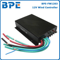 Wholesale Mini Wind Charge Controller V or V W Wind Turbine Generator Controller