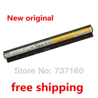 Wholesale New Original Lenovo G400S G500S G410S G501S G405S G505S laptop battery Batteries L12L4E01