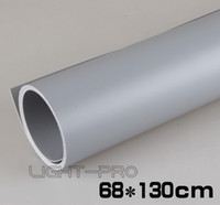 China background for photo - 68 x cm Grey PVC Material Backgrounds Backdrop Anti wrinkle for Photo Studio Photography Background Equipment