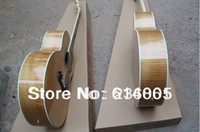 Wholesale to the highest quality MEW veneer J200 Tiger stripes natural color Acoustic Guitar