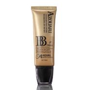 Wholesale Original Azouari Professional Sun radiation protection BB cream white and natural make up less oil
