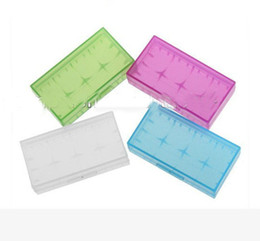 Wholesale CPAM Free Epacket CR123A Battery Case Box Holder Storage Container