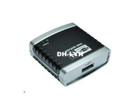 M4A as the pictures showed 2-4 F03134 Networking USB 2.0 Print Server M4A Printer Share 4 Devices HUB LPR + Free shipping