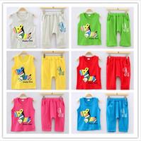 Wholesale Free Ship Virgin suit children suit detonation model Boys girls pony suit hundred cotton quality