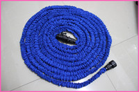 50pcs lot free fedex 75FT Expandable GARDEN HOSE WATERING IN...