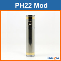 Mechanical Mod Non-Adjustable PH22 mod In stock new mechanical mods ecig PH22 Poldiac mod VS Chi You Nemesis Maraxus Magneto Magnet Natural King itaste hades