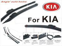 Kia accessories for auto kia - auto car windshield wiper blade for kia k2 k5 carnival cerato sorento forte all Natural Rubber Car Wiper Car Accessory AUTO SOFT