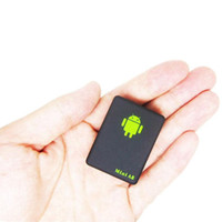 Wholesale 1 Mini Global Real Time GPS Tracker GSM GPRS GPS Tracking Tool ForChildren Pet Car Hot New