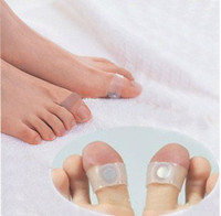 Wholesale Weight Loss Slimming Product Magnetic Silicon Foot Massage Toe Ring