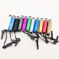 200pcs Mini Stylus Touch Pen with plastic material capacitiv...