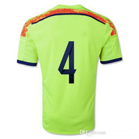 Customize Thai Quality 2014 World Cup Japan Keisuke Honda 4 ...