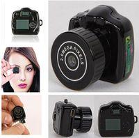 MiniDV best mini video camcorder - Best Pocket Mini Camcorder Video DVR Covert Camera DV Mini Hidden Camera Y2000 Smallest Mini DVR in The World top sale