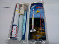 5-7 Years Bus Plastic Model of the 1 model rocket flexible glider
