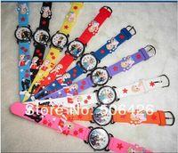 Wholesale Perfect Christmas gifts Cartoon Kids Children Boys Girls Fashion Silicone Frozen Quartz Wrist Watches