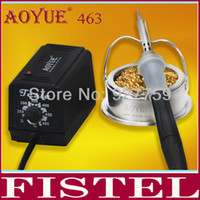Wholesale V Portable AOYUE463 Solder Iron Soldering Station W
