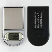 Pocket Scale <50g Jewellery Scale 5 Pcs 0.01G-200GLighter Style LCD Digital Mini Pocket 0.01~200g Gram Pocket Jewellery Scale Hot New