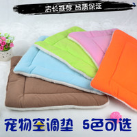 Wholesale High Quality New Hot Selling Pet Dog Air Conditioning Pad Pet dog bed Colorful Pet Dog House S M L