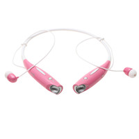 For Apple iPhone   HBS 700 Wireless Sport Bluetooth Stereo Headset Neckband Earphone Headphone Handfree for Cellphone iPhone iPad Nokia HTC Samsung LG Moto PC
