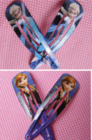 Hot Sale Frozen elsa& anna princess Hairpin Clip Hair Orn...