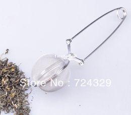 Wholesale Tea Infuser Stainless Steel Tea Pot Infuser Sphere Mesh Tea Strainer Ball cm