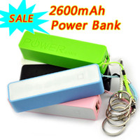 Wholesale DHL Free MAH Perfume Mobile Mini Power Bank Charger Portable Power Bank Emergency External Battery For Samsung