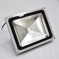 Wholesale 10PCS Waterproof LED Flood Light W Outdoor LED Flood Light V Aluminum IP65 DHL