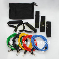 Wholesale Portable Yoga Fitness Equipment Elastic Resistance Bands