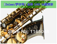 Wholesale Copy Henri selmer alto saxophone instruments Reference bronze