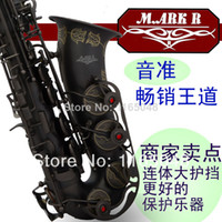 Wholesale Saxe tenor saxophone matt black saxophone tube