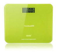 Wholesale 180x0 KG Digital Body Scales Bathroom Health Body Weighing Scale for Human Fat Electronic Household Scales with Retail Box