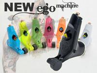 Wholesale Professional New ego Rotary Machine Strong Motor Plastic Tattoo Machine Gun For Tattoo Kit