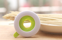 Measuring Cups Plastic ECO Friendly Free shipping 2piece lot Noodles Component Selector Quantitative Adjusting disk Measuring Tools #H0322