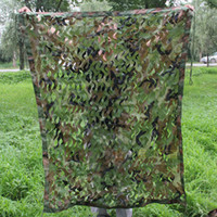 Wholesale Hunting Camping Military Camouflage Net M M meter