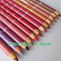 Wholesale Professional color Lipliner Waterproof Lip Liner Pencil lip line pen CM G