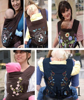 Wholesale DHL Minizone styles MEI TAI Meitai in Baby Carrier Front Back or Hip Carry Cotton Baby Carrier