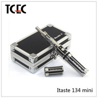 Single Multi Metal 100% original innokin itaste 134 mini starter kit 18350 18550 battery innokin itaste mini 134