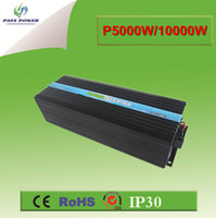 5000W solar inverter - High Quality Pure Sine Wave Solar Inverter V V W Off Grid Solar Inverter