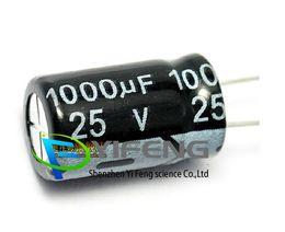 Wholesale 200pcs X New Chengx UF V X20 Aluminum Electrolytic Capacitor