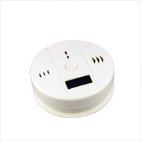 Wholesale LCD CO Carbon Monoxide Detector alarm Poisoning Gas Fire Warning Alarm Sensor cctv224