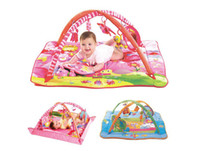 Wholesale Baby toy Music play mat gym Infant floor blanket carpet mats educational toys tapete para bebe