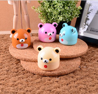 Wholesale free shinppingWinnie the Pooh perfume car perfume car air freshener car perfume seat car interiors doll ornaments