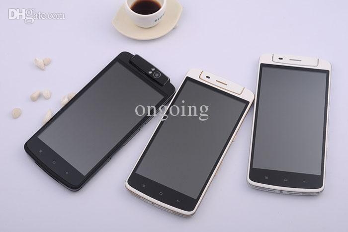 Buy Hotest 4G Smart Phone 5.5Inch MTK6592 Octa-Core 1920*1080 2GMB RAM+16GB ROM 16MP Rotatable Camera DHL