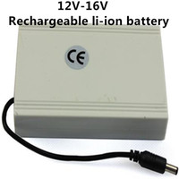 Wholesale 12V V Rechargeable Lithium Battery for Portable Oxygen Concentrator MO H04CD Factory supply