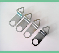 Wholesale 100PCS Discount Clock Hook Quartz Clock Movement Mechanism Hanger From China